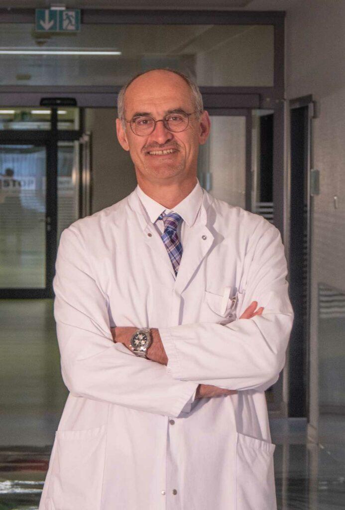 Prof. Markus Kohlhaas ist Spezialist für Augen lasern